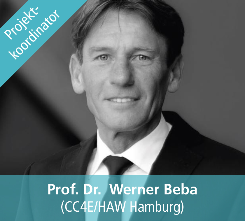 Prof. Dr. Werner Beba - Projektkoordinator